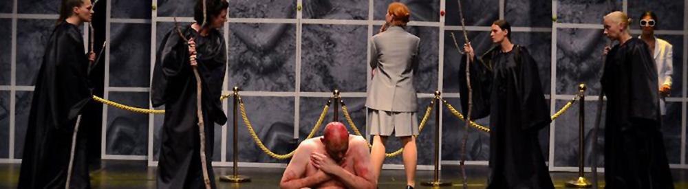 DGT, Deutsch Griechisches Theater Köln, Schauspiel, Sophokles, Aristophanes